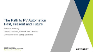 The Path to PV Automation - Past, Present and Future